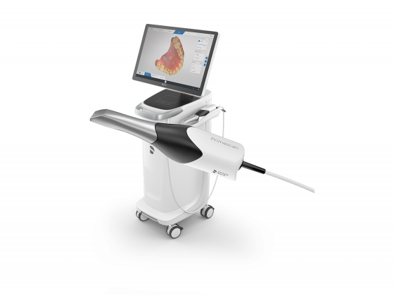 CEREC Primescan Intraoral Scanner